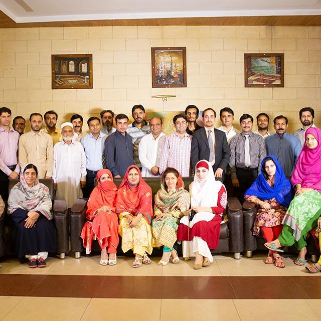 Training in Khyber Pakhtunkhwa
