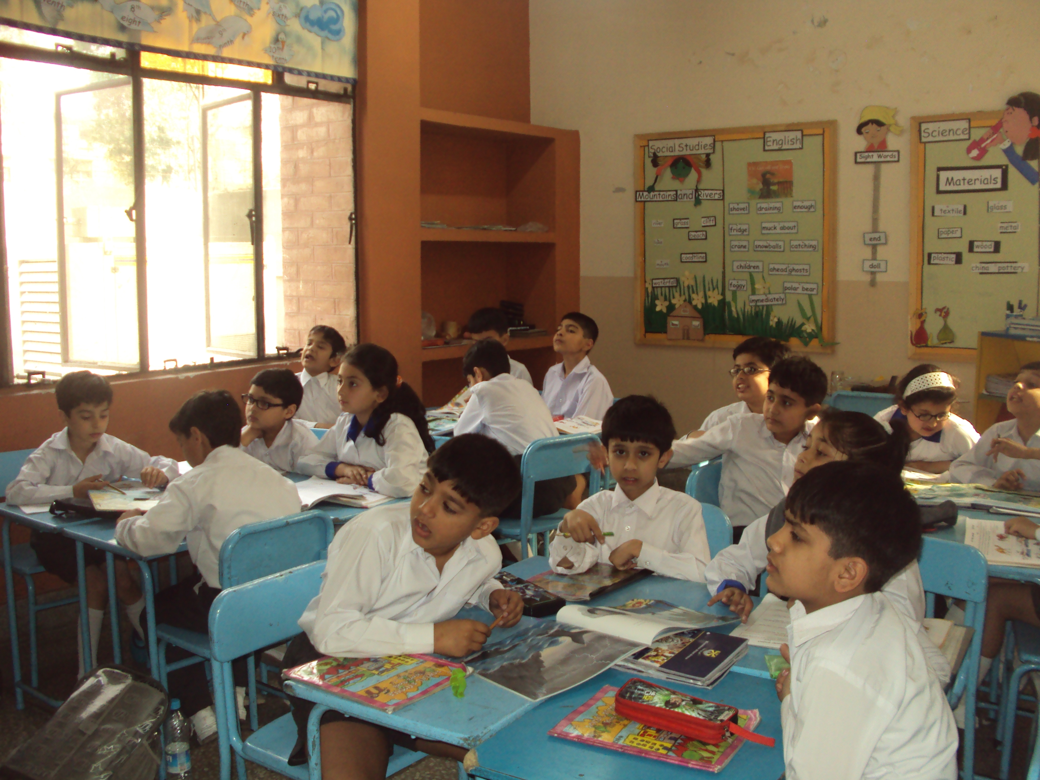 Public School Support Programme (PSSP)
